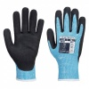 Portwest A667 Claymore AHR Blue and Black Cut Level F Gloves