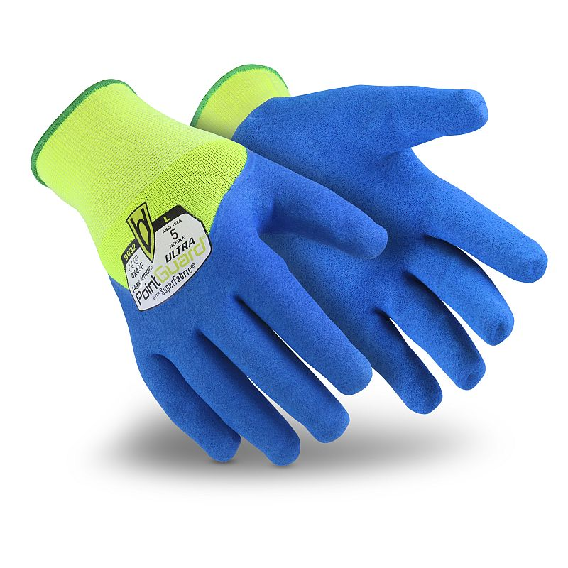 HexArmor PointGuard Ultra 9032 Needlestick Utility Gloves