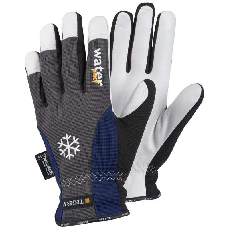 Ejendals Tegera 295 Thermal Waterproof Winter Gloves