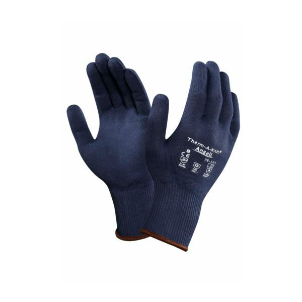 Ansell 78-101 ActivArmr Knitted Thermal Gloves