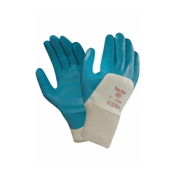Ansell Easy Flex 47-200 Palm-Coated General Handling Gloves
