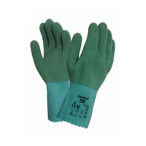 Ansell Gladiator 16-650 Fully Coated Work Gloves