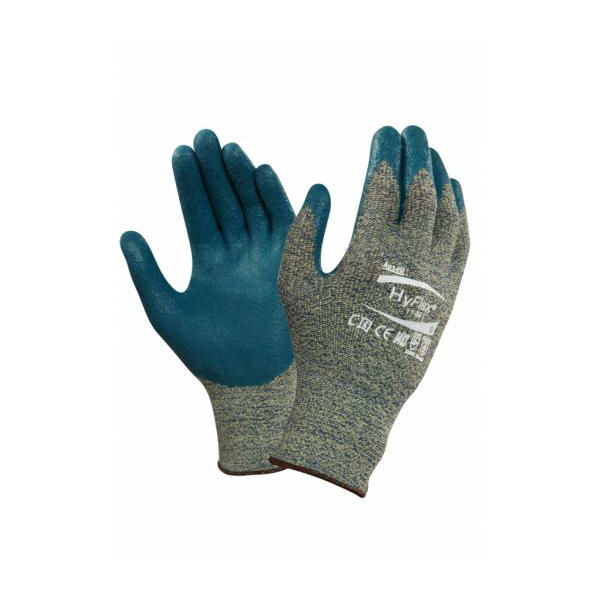 Ansell HyFlex 11-501 Foam Nitrile Work Gloves