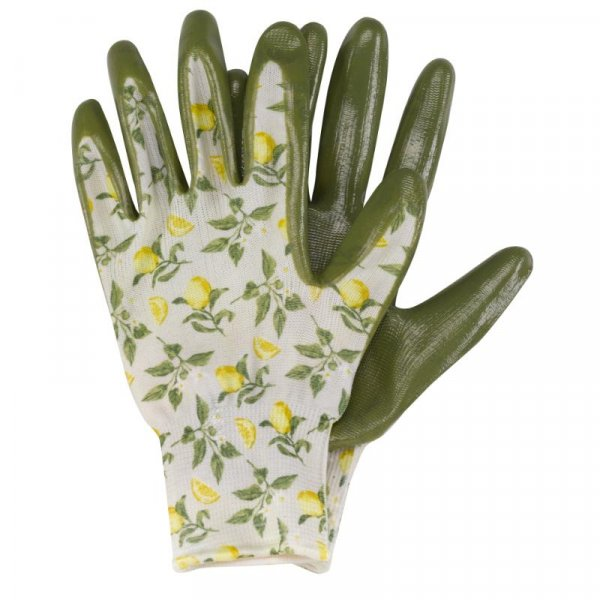 Briers Sicilian Lemon Seed and Weed Gardening Gloves