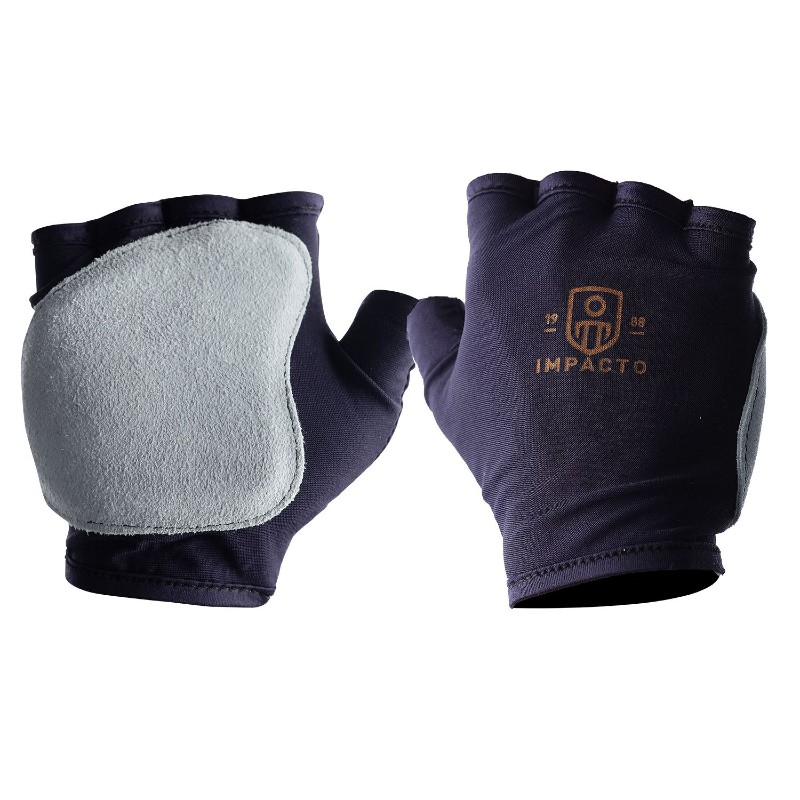 Impacto 502-10 Anti-Impact Suede Leather Grip Gloves