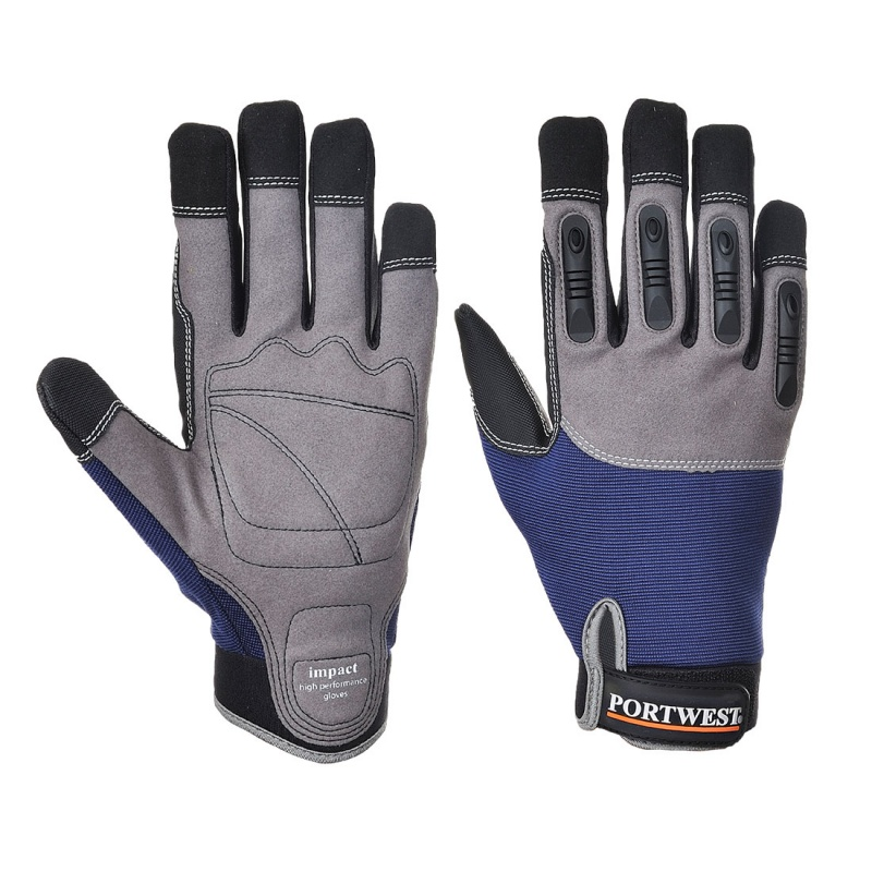 Portwest Anti Impact High Performance Gloves A720