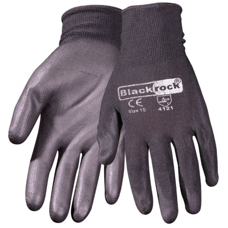 Blackrock 84301 Lightweight PU Grip Gloves