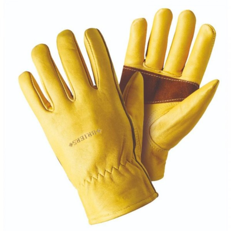 Briers Ultimate Golden Leather Thorn-Proof Gloves