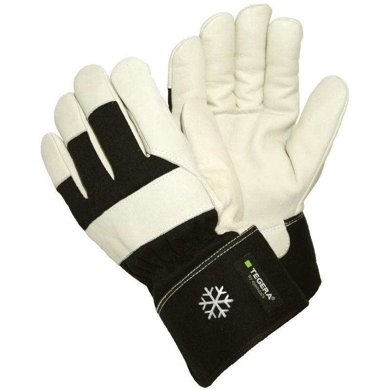 Ejendals Tegera 203 Fleece-Lined Insulated Work Gloves
