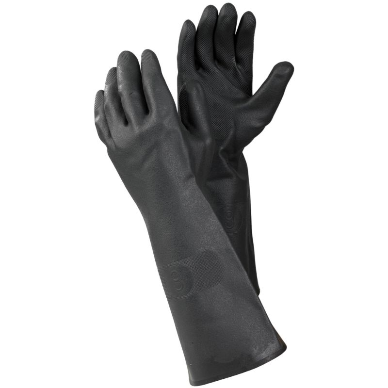 Ejendals Tegera 241 Chemical Resistant Latex Gauntlets