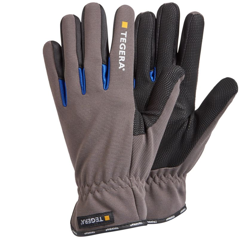 Ejendals Tegera 414 Lightweight Synthetic Leather Work Gloves