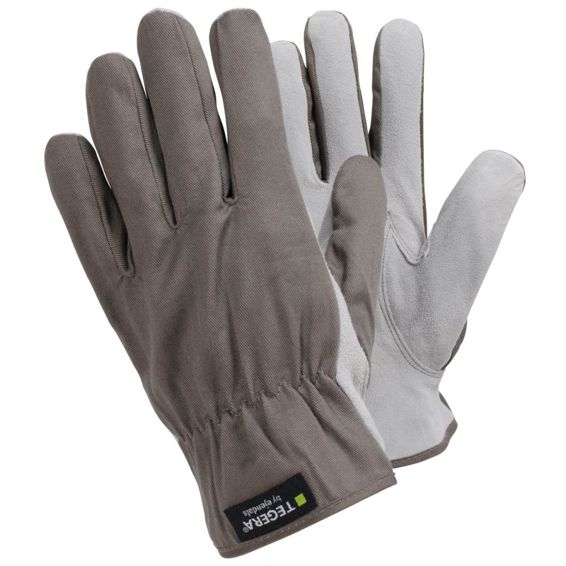 Ejendals Tegera 52 Leather Assembly Gloves