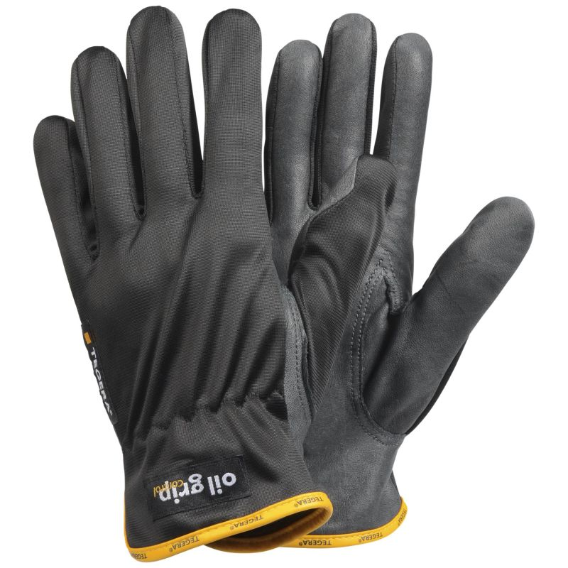 Ejendals Tegera 6614 Oil Grip Work Gloves