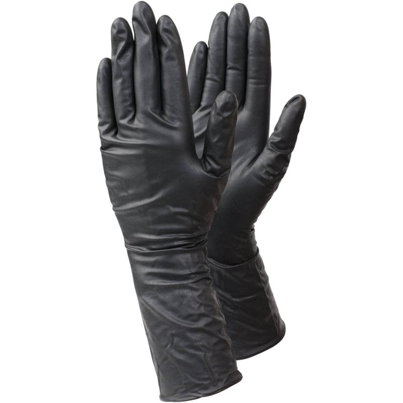 Ejendals Tegera 849 Long Disposable Nitrile Gloves