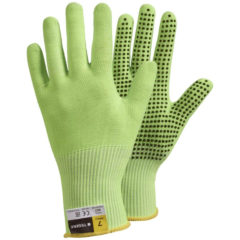 Ejendals Tegera 907 Cut Resistance Level C Gloves