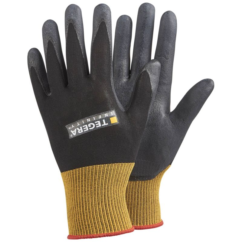 Ejendals Tegera Infinity 8800 Nylon Utility Gloves