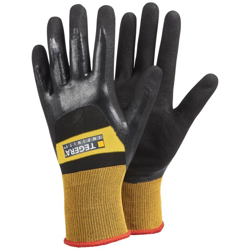 Ejendals Tegera Infinity 8803 Nitrile Heat Gloves