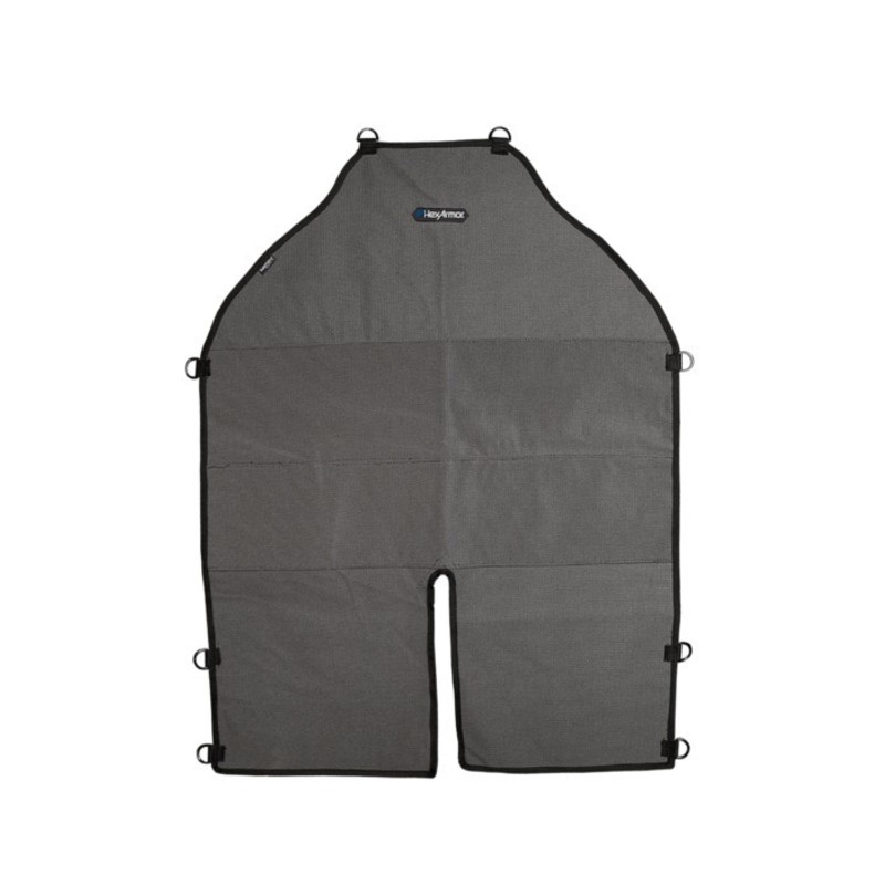 HexArmor 36'' Dual Layered Cut Resistant Protective Apron AP361
