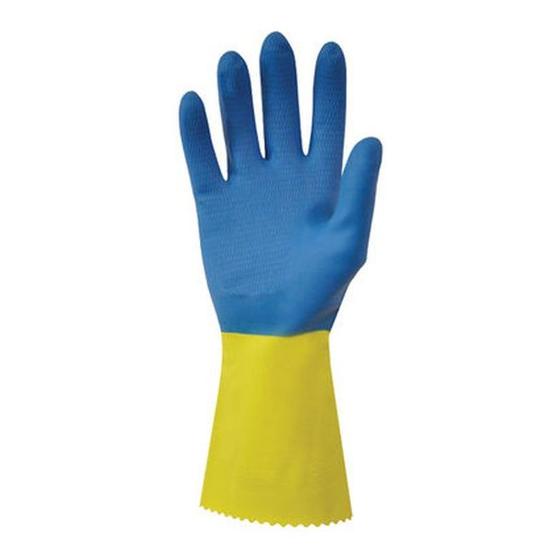 Polyco Duo Plus 60 Chemical Resistant Latex Gloves RU560