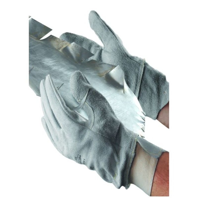 Polyco Granite 5 Delta Leather Cut Resistant Gloves 893