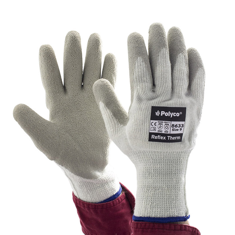 Polyco Reflex Therm Fleece-Lined Work Gloves