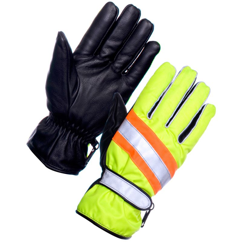 Supertouch 2944 Super Vision High Visibility Gloves