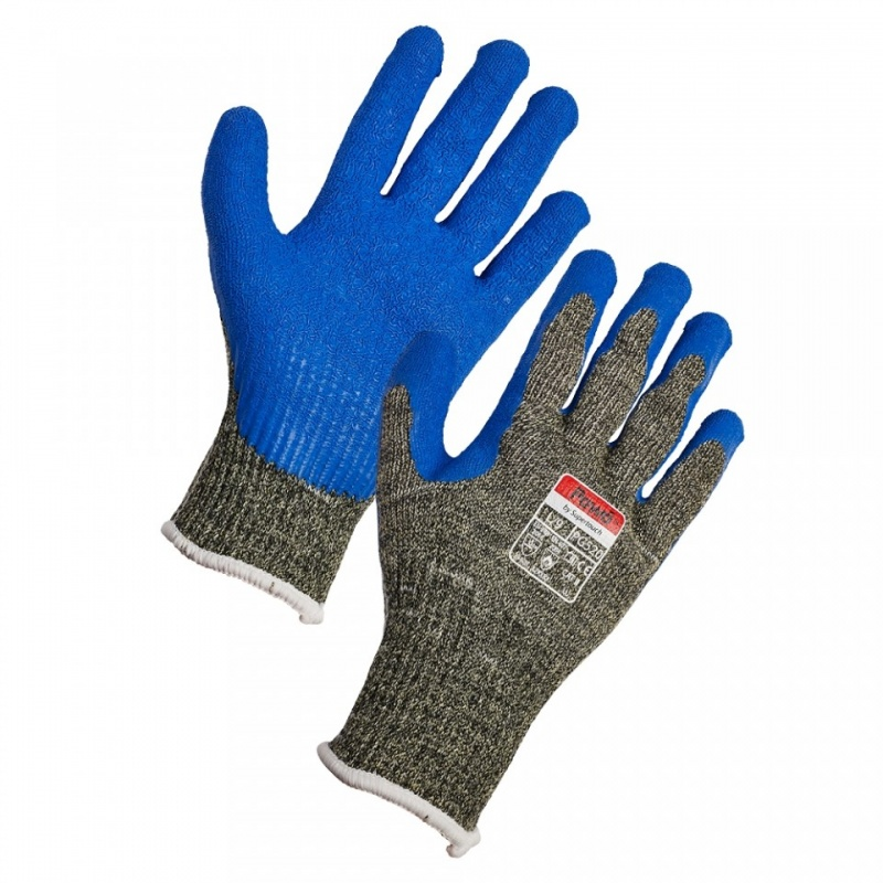 Pawa PG520 Cut Level E Heat-Resistant Grip Gloves