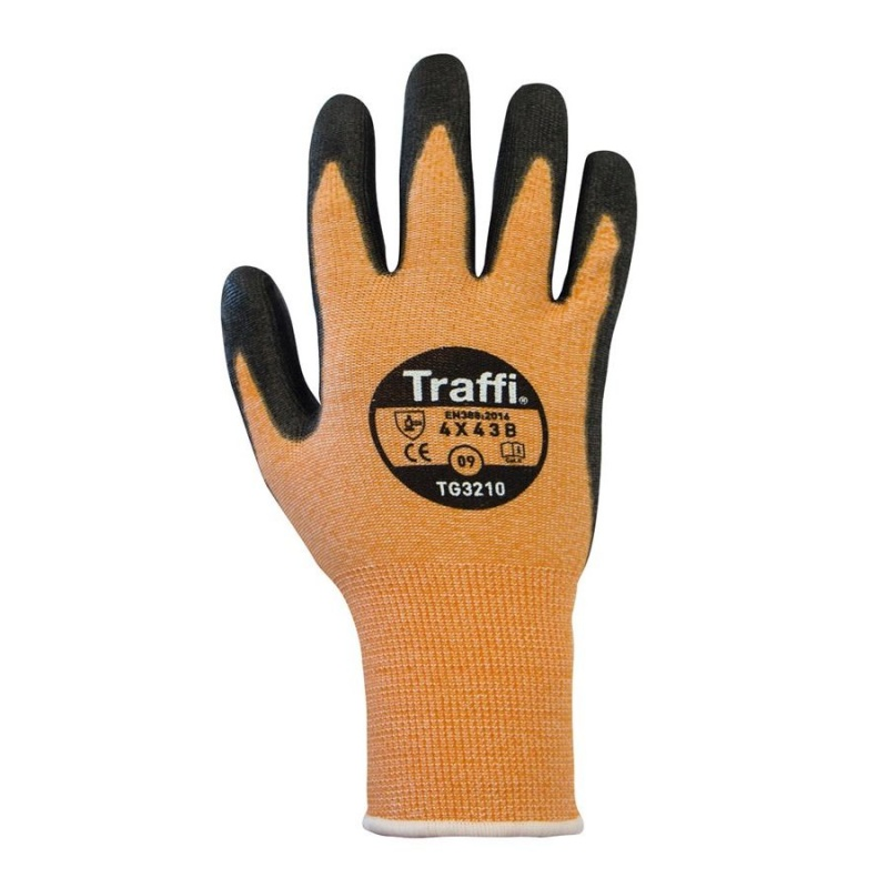 TraffiGlove TG3210 Metric Handling Cut Level B Gloves